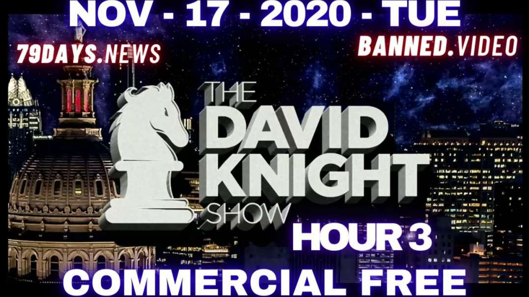 #DavidKnightShow HR3: Election Hacking Software Exposed By Ex-Military Whistleblower