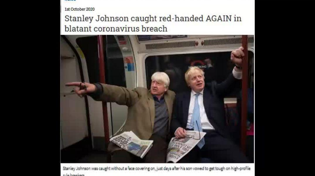 Boris Johnson's dad Stanley Johnson - EXPOSED