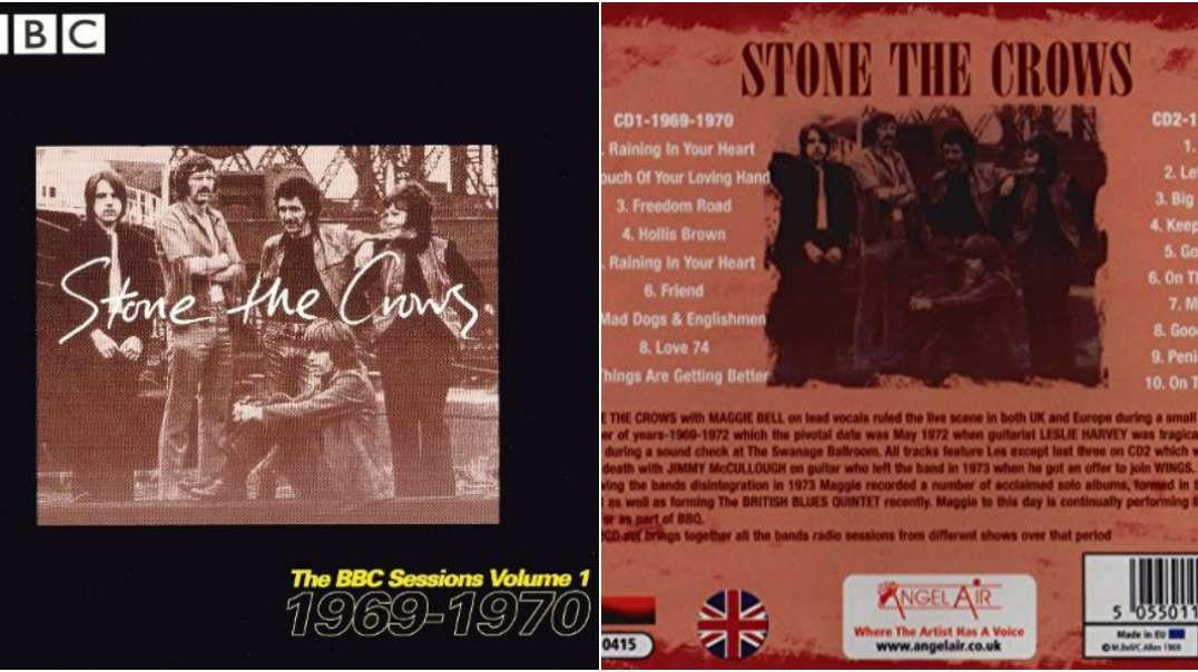 Stone the Crows - Love 74. (BBC studio version)