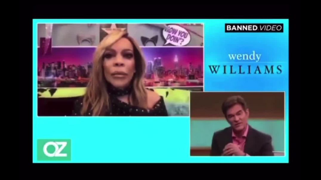 Shortened version of Wendy Williams on the Vaccine :)