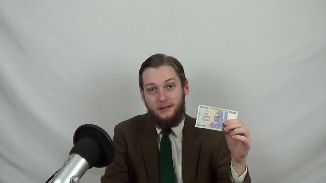 YOUR MONEY WILL BE WORTH NOTHING WELCOME TO HYPERINFLATION 0% COMING EXPLAINED