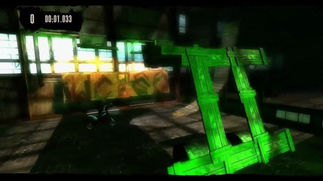 Trials HD (Xbox 360) WCPSG tournament #19 teaser 2 (custom track 2)