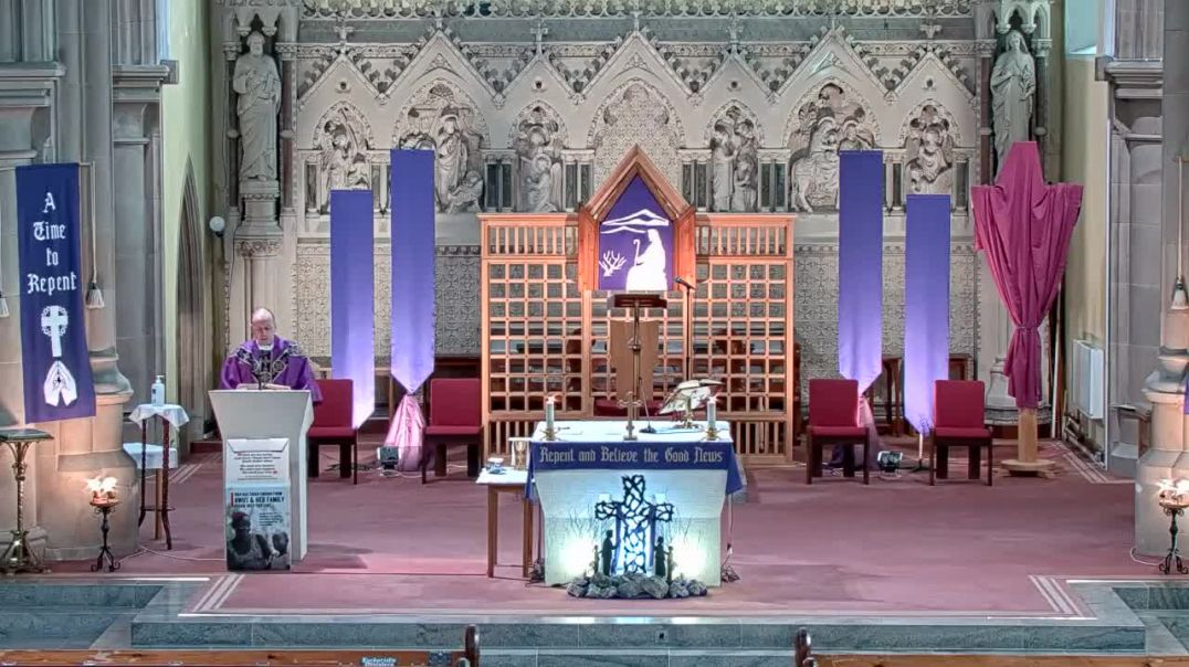 Homily 9 - The Third Sunday of Lent 2021