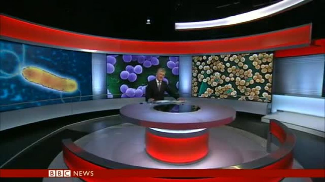 BBC Interview on Potentiation of Antibiotics Using Colloidal Silver