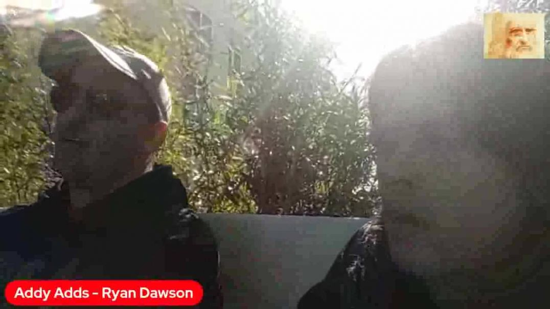 Ryan Dawson of ANC Report Live From California on The Epstein Files