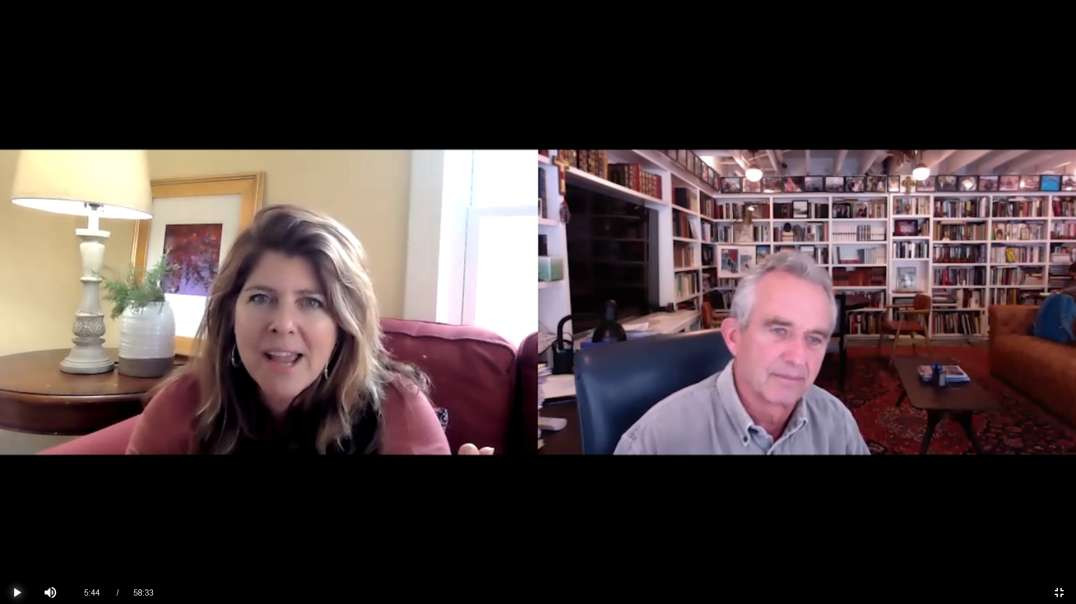 TRUTH with Robert F. Kennedy Jr., Season 2, Episode 21 featuring Naomi Wolf