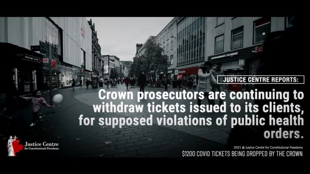 Alberta Crown continues to drop Covid tickets before court