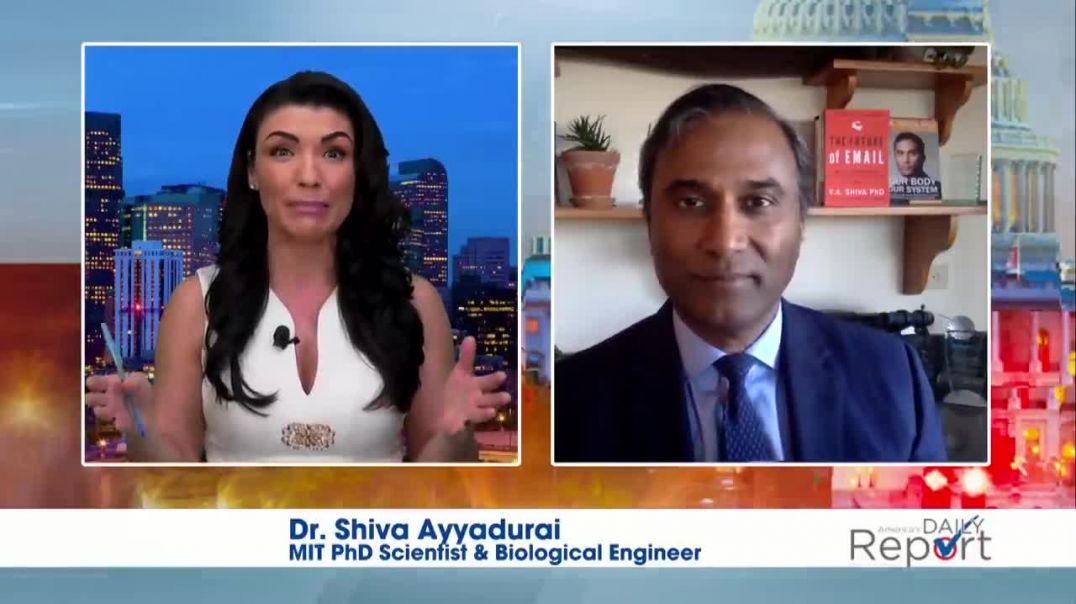 Dr. Shiva Ayyadurai slams Anthony Fauci, Bill Gates, Big Pharma, Deep State, and WHO