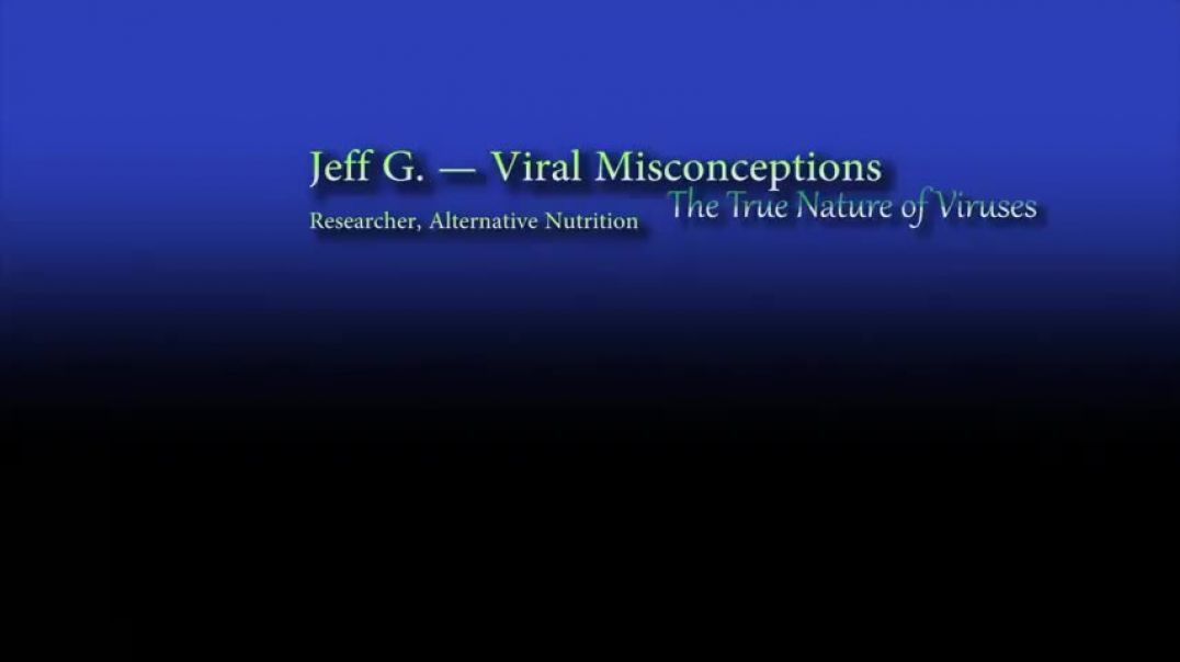 Viral Misconceptions and the True Nature of Viruses (April 2020)