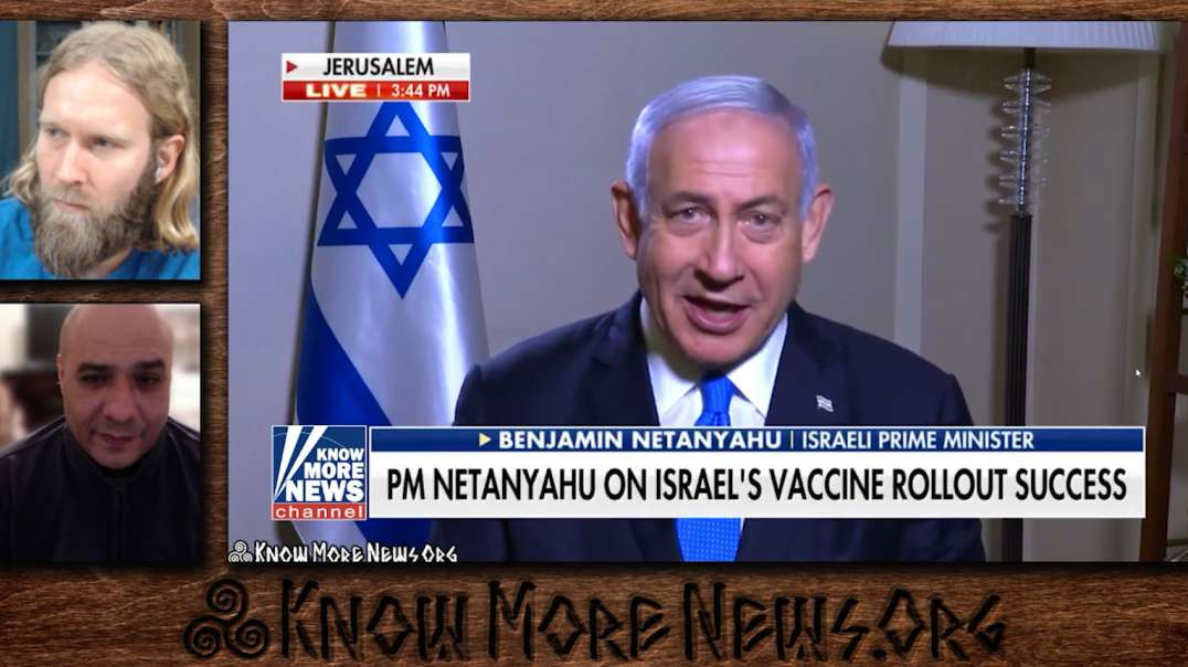Netanyahu, Tikkun Olam, Vaccinations, QTards, Storm Capitol, 'Goyim Leg' | Know More News