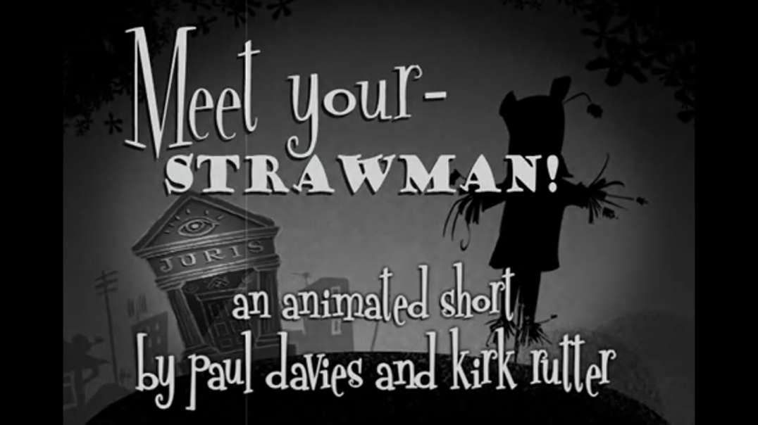 Meet Your Strawman - The Fictional YOU