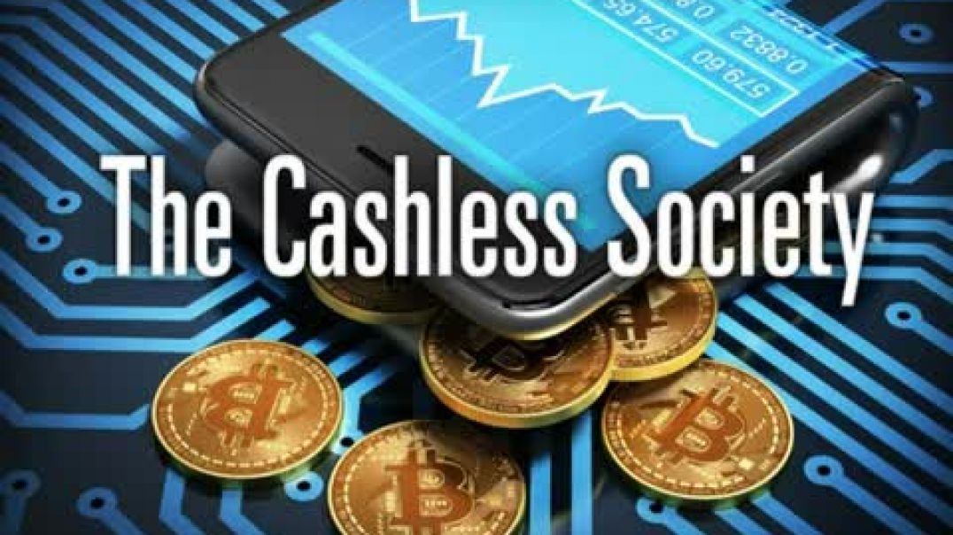 A cashless society is tyranny, resist the reset