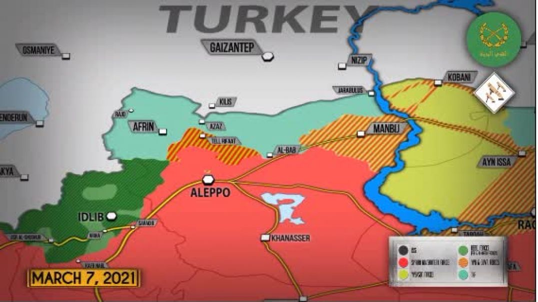 Syrian Forces Preparing to Push Turkish Forces Out of Northern Syria