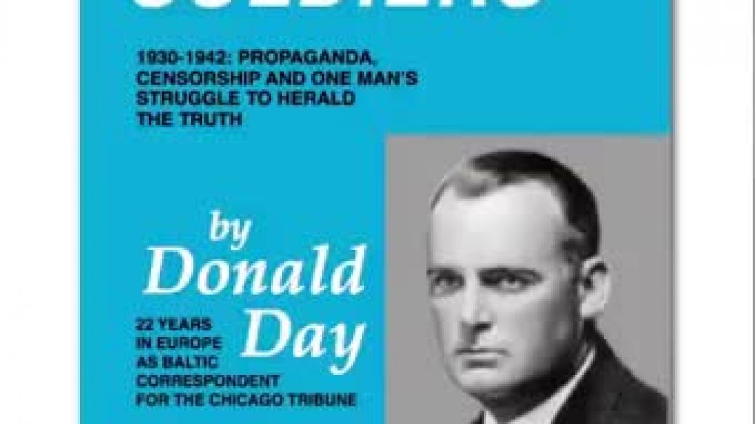 Onward Christian Soldiers by Donald Day 1942 (read by Alex Linder)