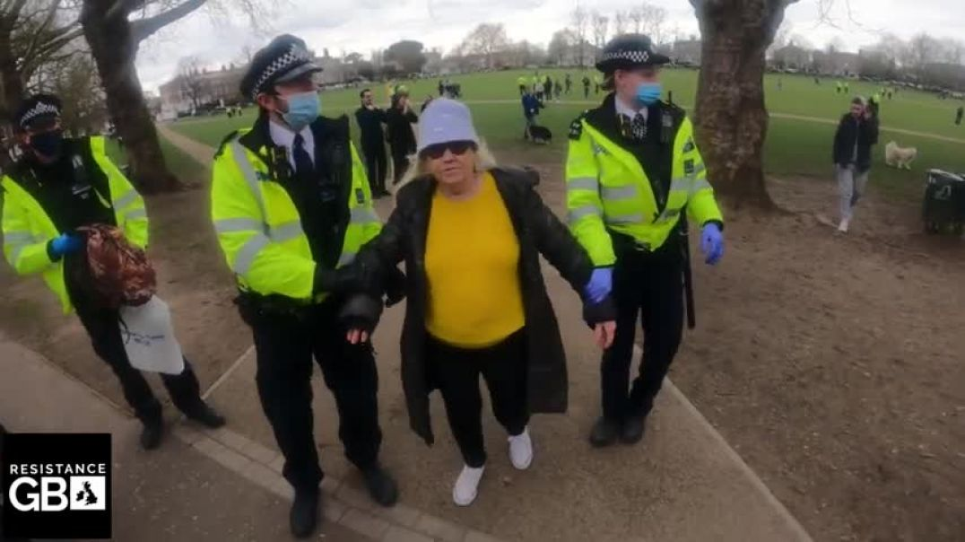 2 Ladies Arrested For Not Showing ID!!
