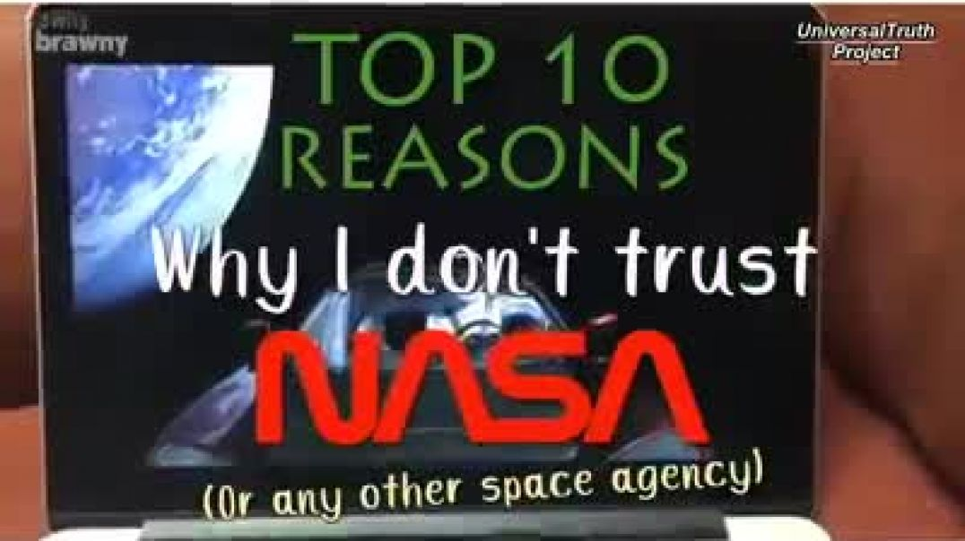 Why I can't trust NASA