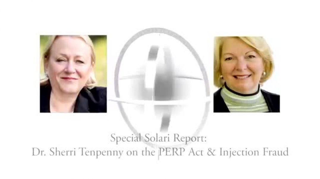 Dr. Sherri Tenpenny, Catherine Austin Fitts | The PREP Act & Injection Fraud