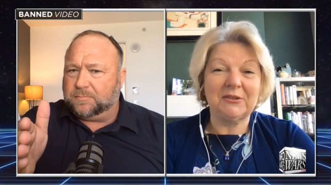 Alex Jones Interviews Dr. Sherri Tenpenny - March 5, 2021
