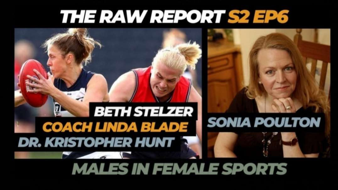 S2, Ep 6: Dr. Kris Hunt, Coach Linda Blade & Beth Stelzer: Males in Female Sports