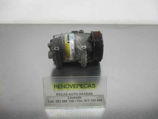 Compressor do Ar condicionado (20172433).