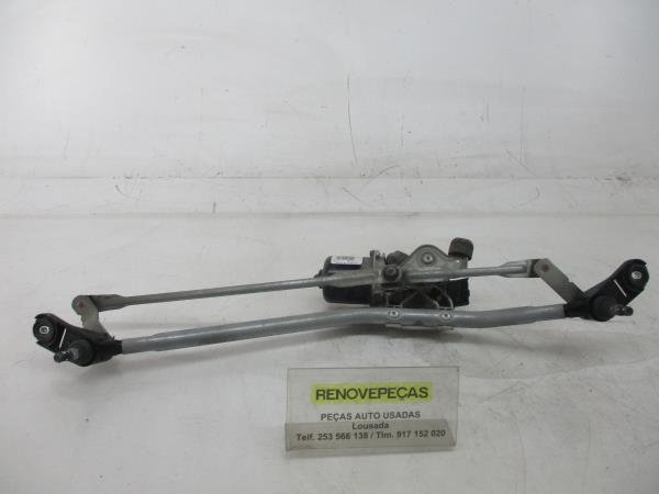 Armação com motor limpa-vidros frente (20185566).