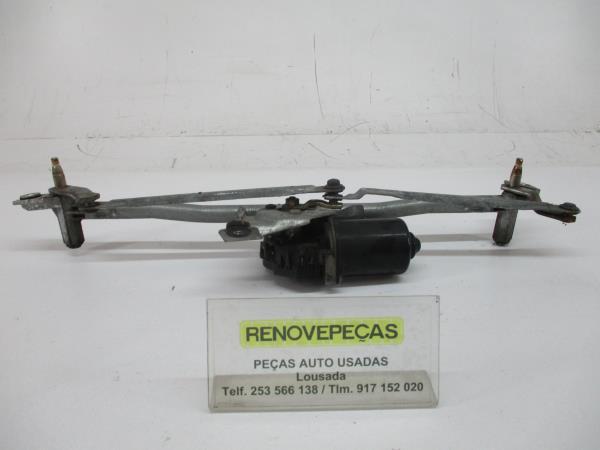 Armação com motor limpa-vidros frente (20187181).