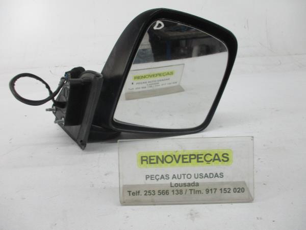 Espelho Retrovisor Dto Electrico (20187929).