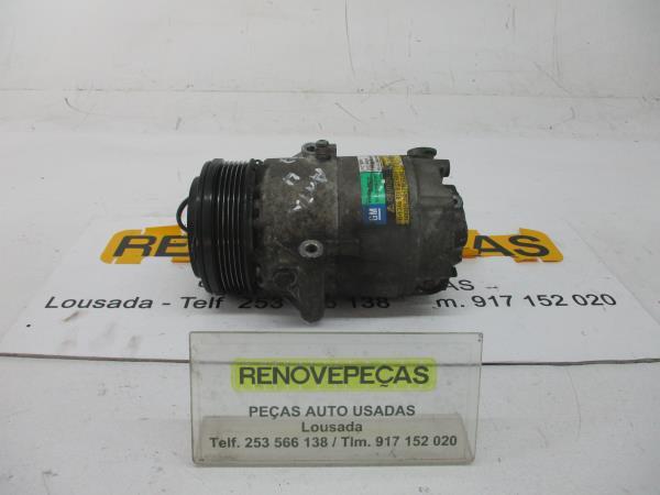 Compressor do Ar condicionado (20188688).