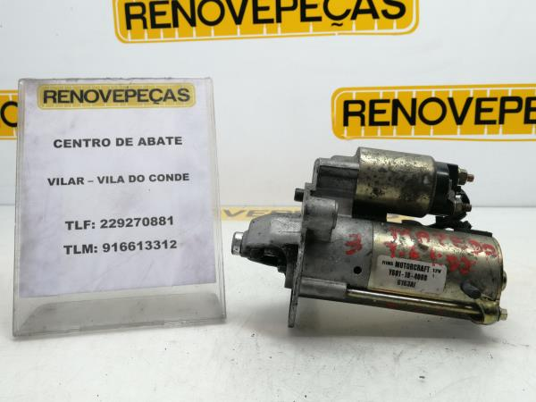 Motor de Arranque (20195163).