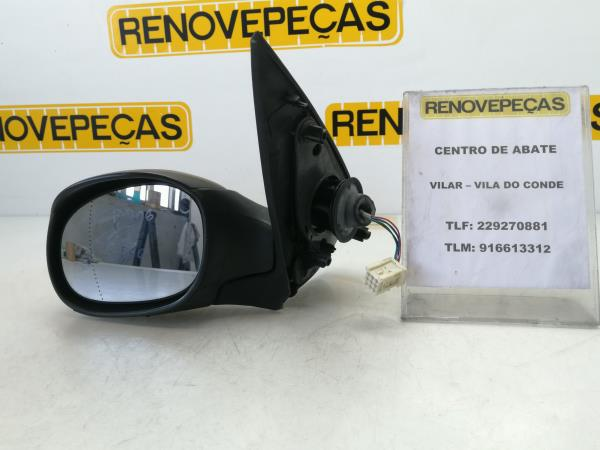 Espelho Retrovisor Esq Electrico (20196410).