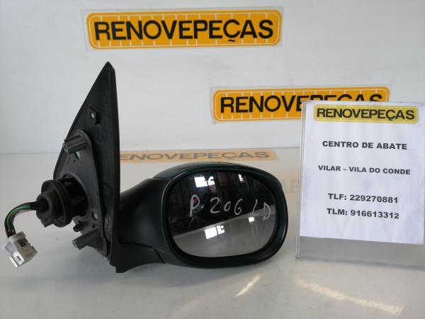 Espelho Retrovisor Dto Electrico (20181854).