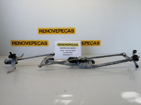 Armação com motor limpa-vidros frente (20186096).