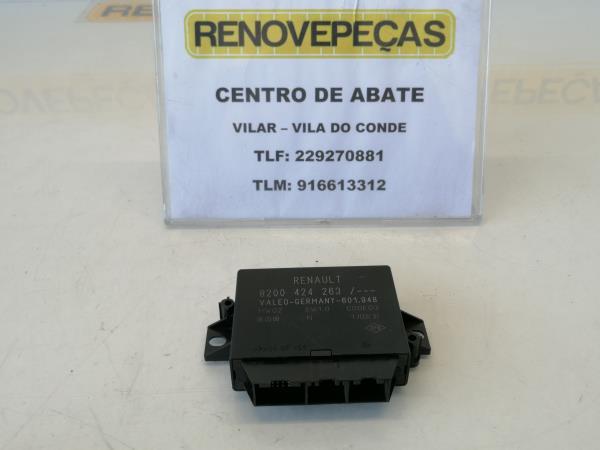 Modulo Sensores Estacionamento (20188384).
