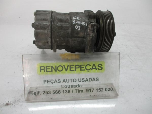 Compressor do Ar condicionado (20159846).