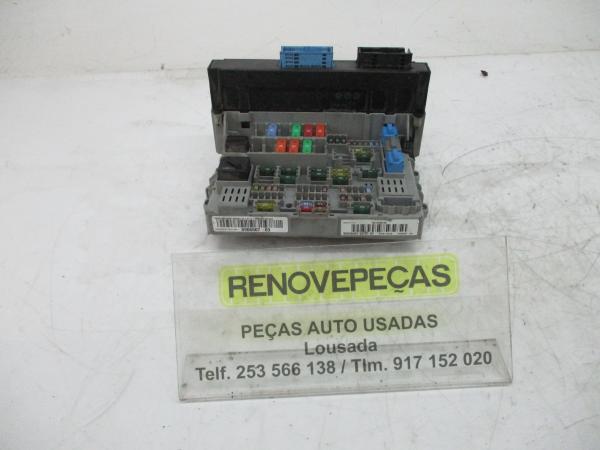 Caixa dos Fusíveis (20162094).