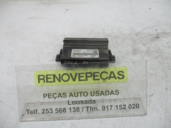 Modulo Sensores Estacionamento (20162245).