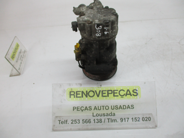 Compressor do Ar condicionado (20163270).