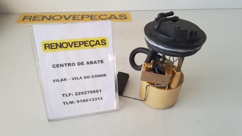 Bomba do Depósito de Combustível (20175009).