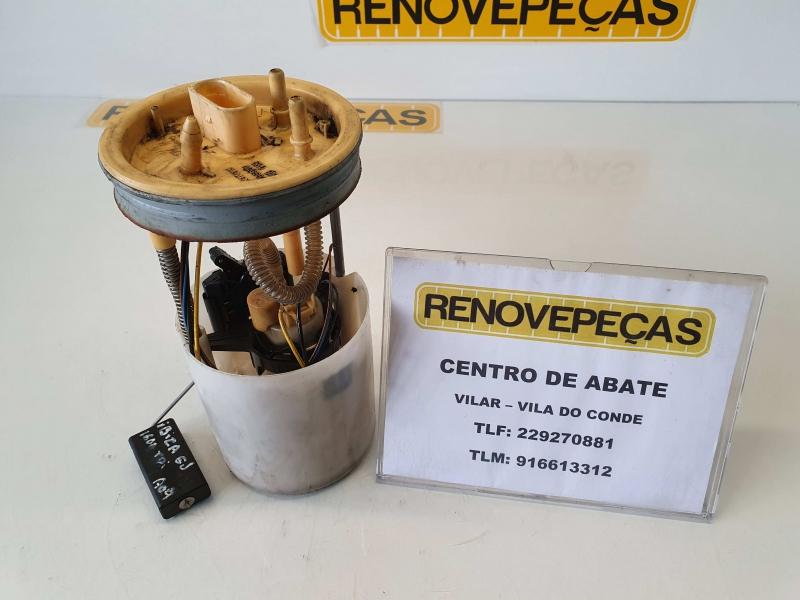 Bomba do Depósito de Combustível (20183327).