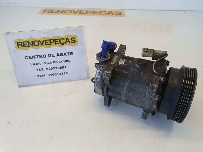 Compressor do Ar condicionado (20184773).