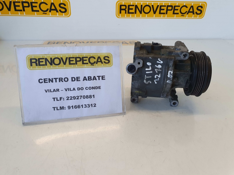 Compressor do Ar condicionado (20186725).