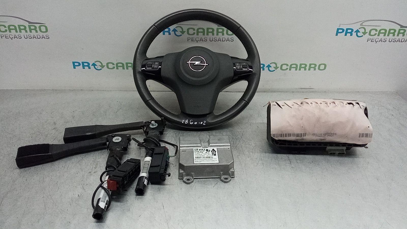 Kit Airbags (20387855).