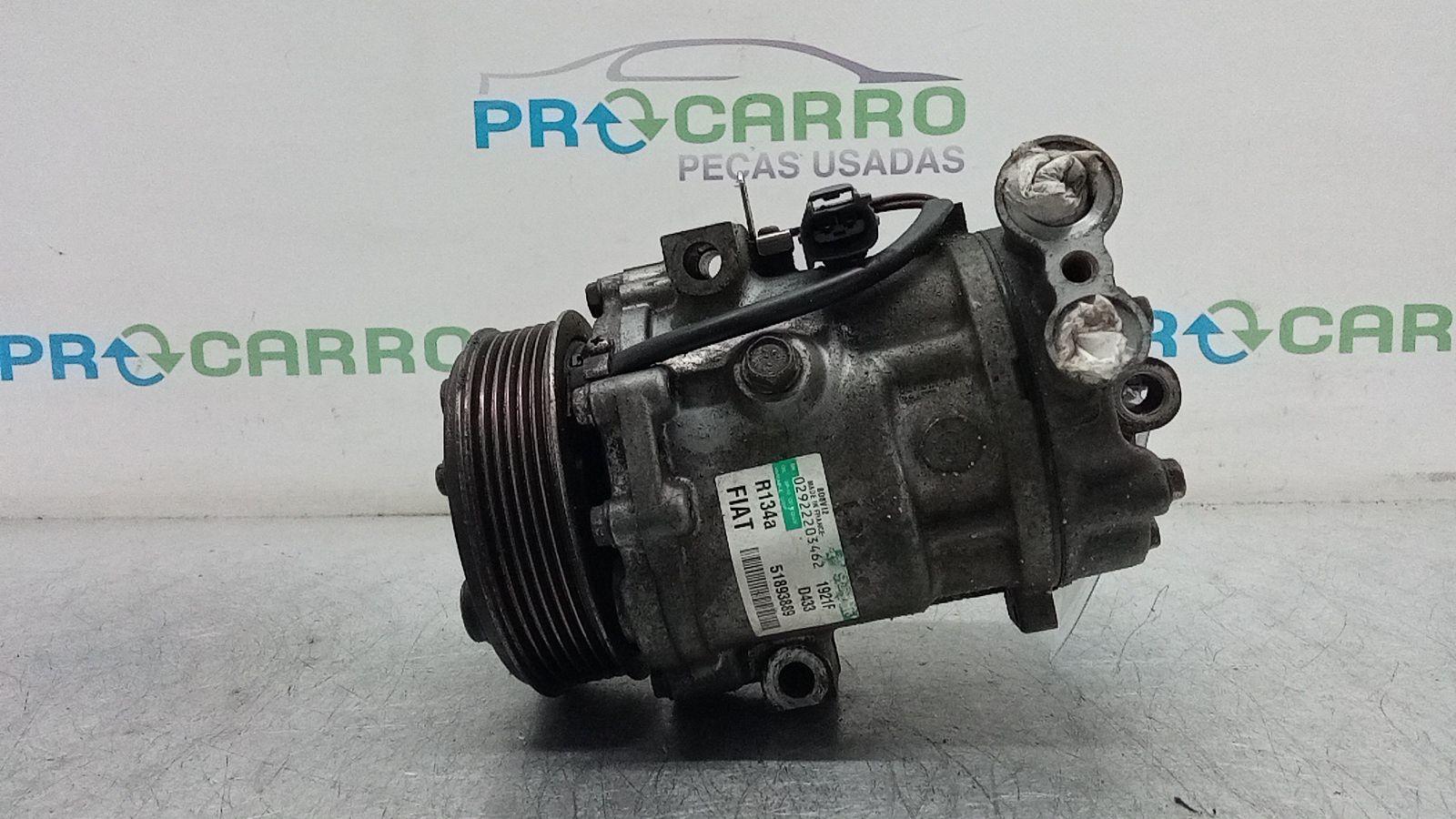 Compressor do Ar condicionado (20389936).