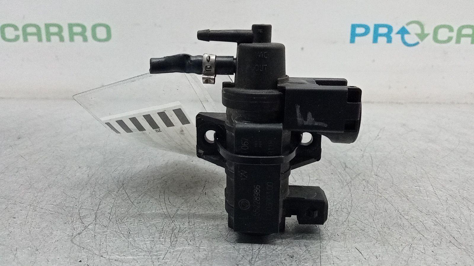 Válvula do Turbo (20389960).