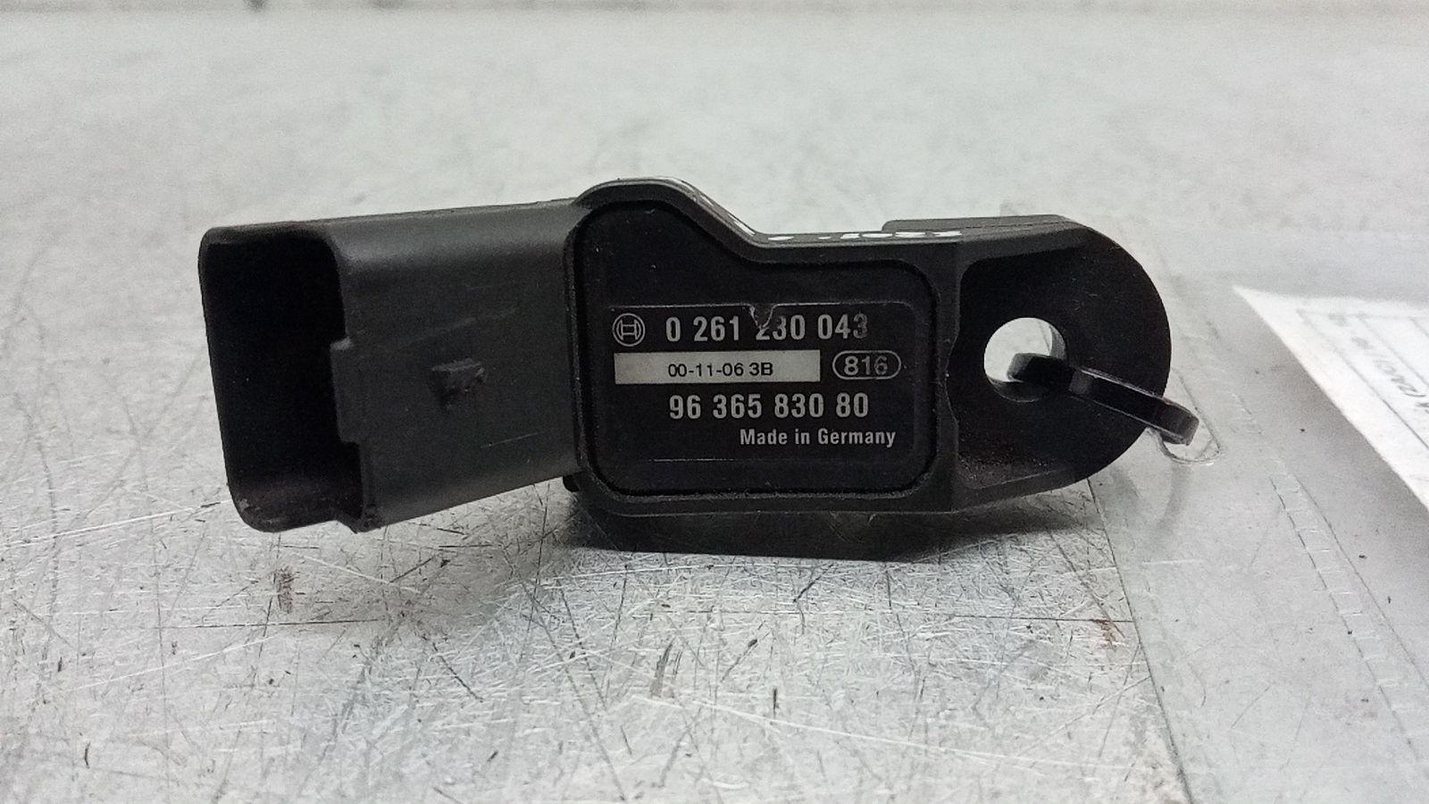 Sensor da Admissão (20390078).