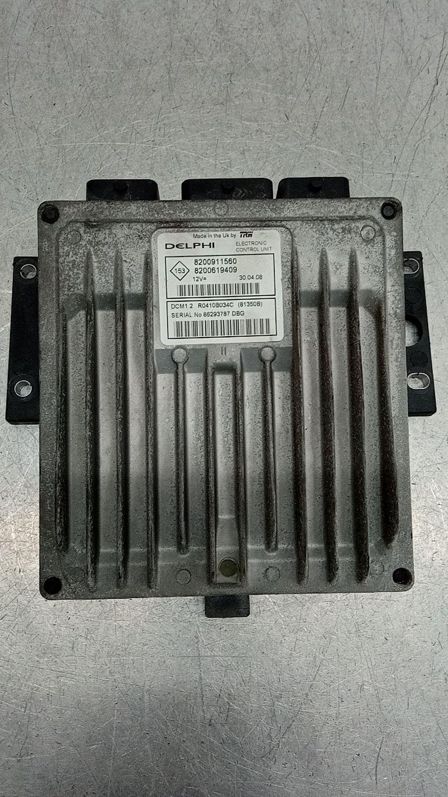 Centralina do Motor (20393006).