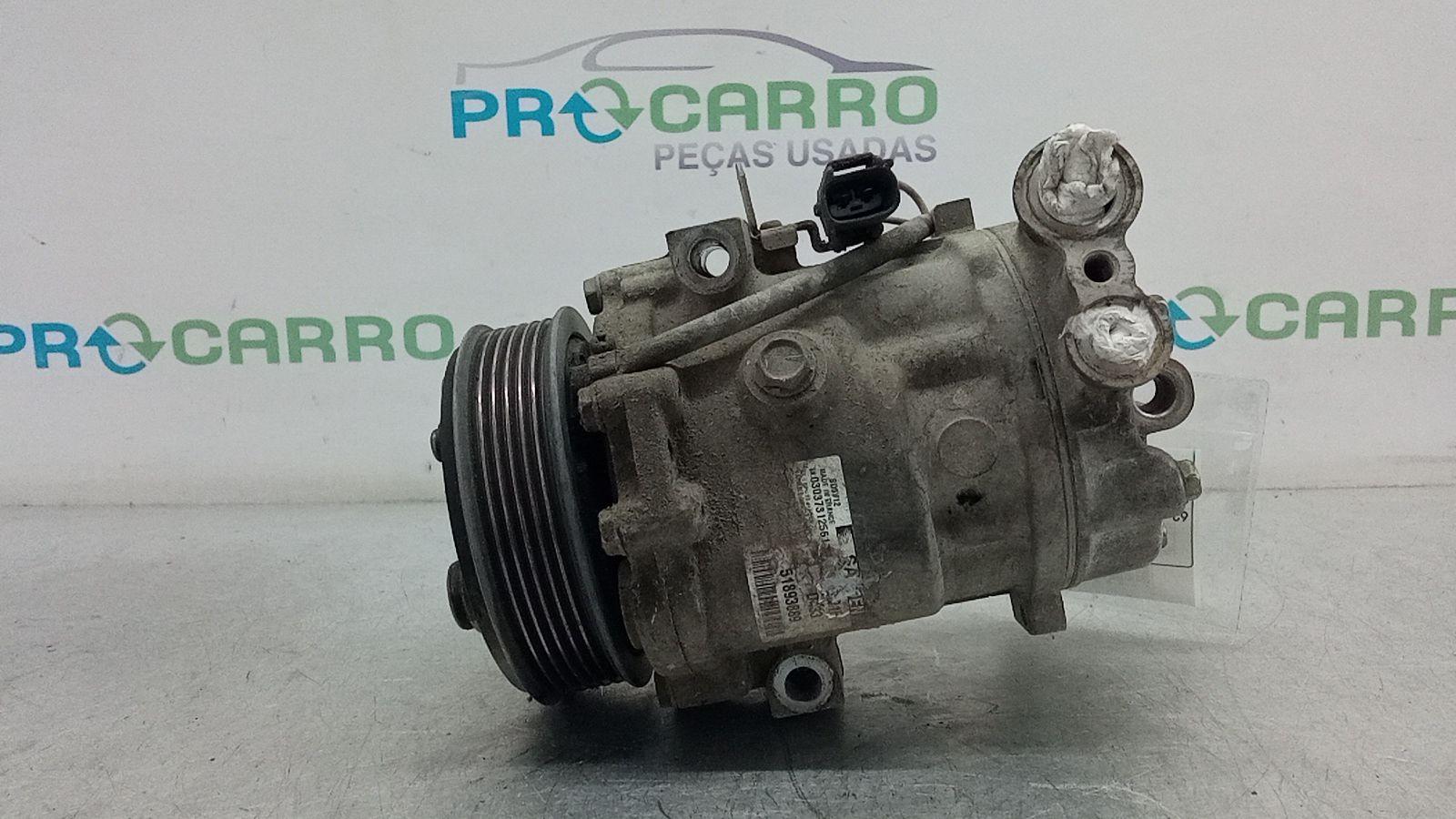 Compressor do Ar condicionado (20395157).