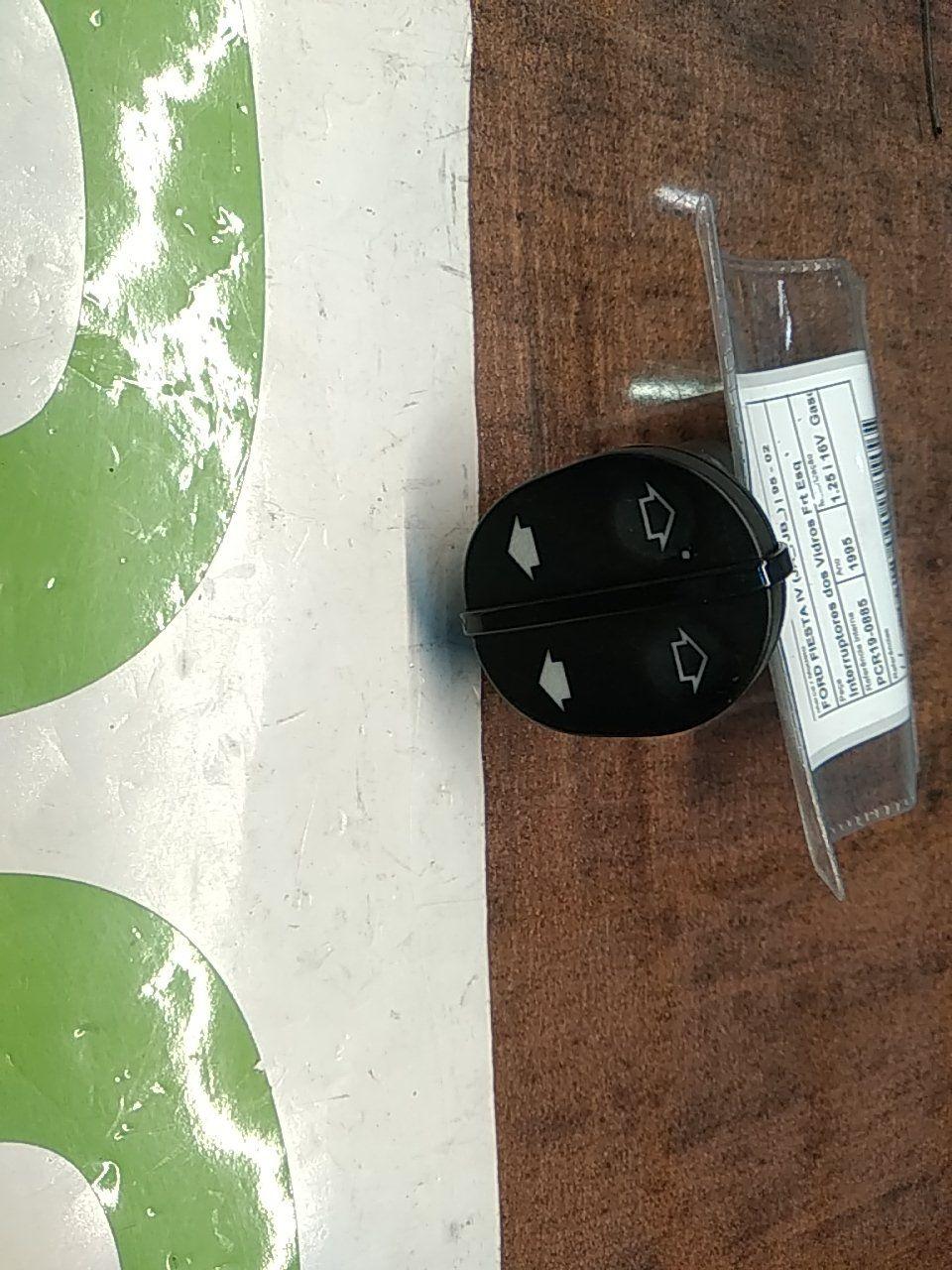 Interruptores dos Vidros Frt Esq (20396549).
