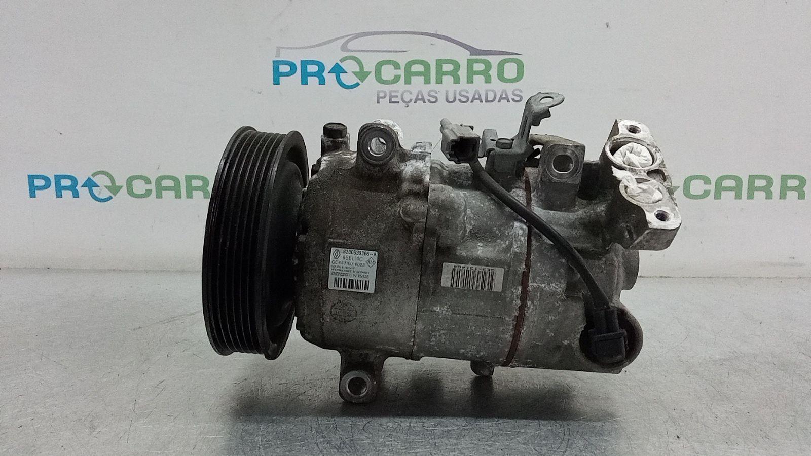 Compressor do Ar condicionado (20396683).