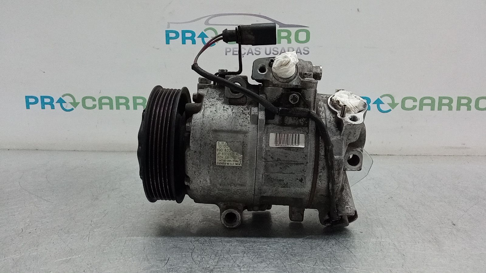 Compressor do Ar condicionado (20396811).